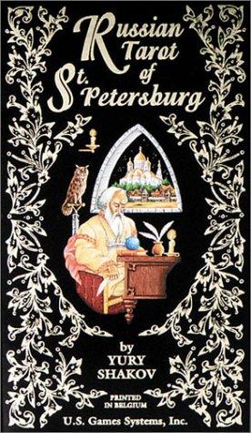 Russian Tarot of St. Petersburg: 78-Card Deck