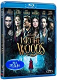 Into The Woods (Region A Blu-Ray) (Hong Kong Version) Chinese subtitled