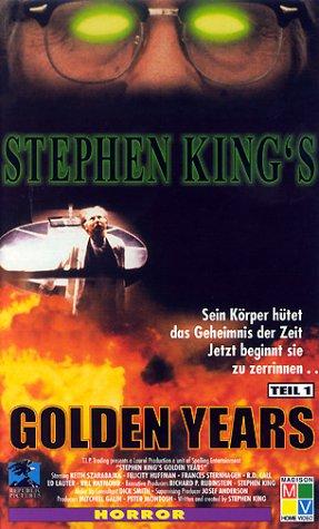 Stephen King's Golden Years [VHS]