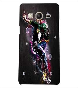 PrintDhaba Dance D-2092 Back Case Cover for SAMSUNG Z3 (Multi-Coloured)