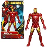51AJ2Ghz BL. SL160  Iron Man 2 Movie 8 Inch Action Figure Iron Man Mark VI