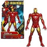 Iron Man 2 Movie 8 Inch Action Figure Iron Man Mark VI