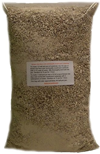 brown-rice-flour-and-vermiculite-mushroom-substrate