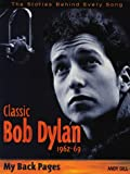 img - for Back Pages: the Stories Behind Every Bob Dylan Song Hb book / textbook / text book