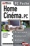 Poche home cinema et PC