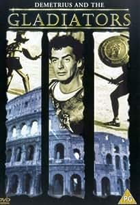 Demetrius And The Gladiators [DVD]