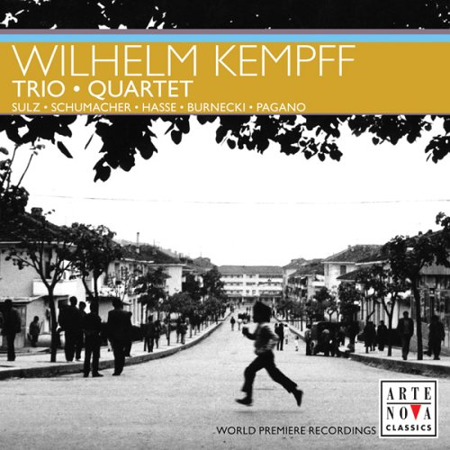 Wilhelm-Kempff-Trio-Quartet-Kempff-Audio-CD