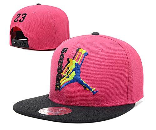 fe548f9b81e7 Colorful Jordan ghosting Snapback Hats caps