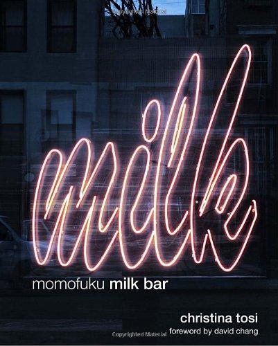 The Momofuku Milk Bar book