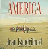 America (0860919781) by Baudrillard, Jean