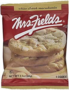 Mrs Fields Jumbo Individually Wrapped Chocolate Chip Cookies