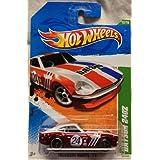 2011 Hot Wheels Super Treasure Hunts Datsun 240z 12/15