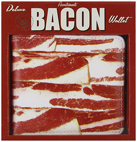 Accoutrements Bacon Wallet - 1