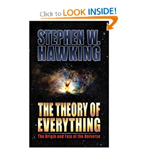The Theory of Everything: The Origin and Fate of the Universe: Stephen W. Hawking: 9781893224544: Amazon.com: Books