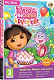 Dora's Big Birthday Adventure (PC/Mac CD)