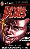 echange, troc Masanori Morita - Racaille Blues, tome 4 : Bonne chance, Hatanaka !