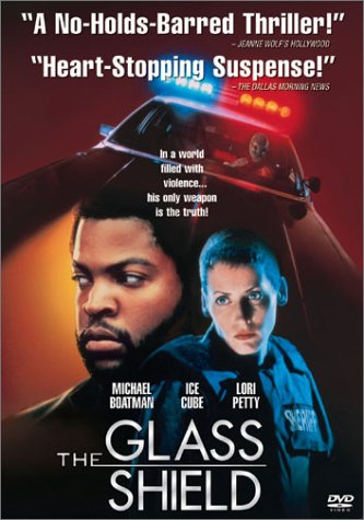 Cover art for  The Glass Shield