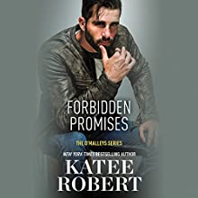 Forbidden Promises Audiobook by Katee Robert Narrated by Charlotte North