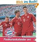 FC Bayern M�nchen 2012. Sammelkarten...