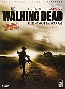 The Walking Dead - L'intégrale de la saison 2 [Non censuré]