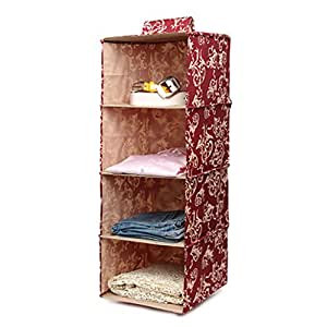 durable hanging clothes storage box home decor. Black Bedroom Furniture Sets. Home Design Ideas
