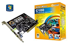Compro C100 PCI Capture Card