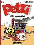 Petzi, tome 16 : Petzi et la locomotive