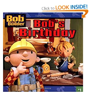 Bob's Birthday (Bob the Builder (8x8))
