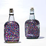 PoppadumArt New Monk Bottle