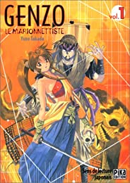 Genzo le marionnettiste, tome 1