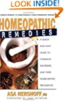 Homeopathic Remedies: A Quick and Eas...