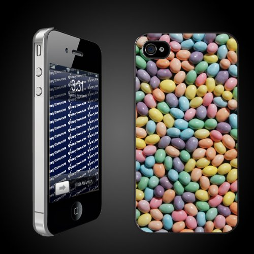 Easter iPhone Case Designs Pastel Easter Candy   iPhone Hard Case   CLEAR Protective iPhone 4/iPhone 4S Case