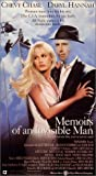 Memoirs of an Invisible Man [VHS]