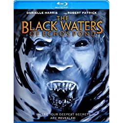 The Black Waters of Echo's Pond [Blu-ray]