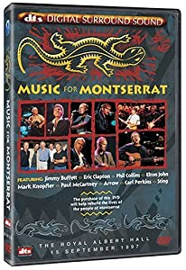 Music for Montserrat [Import USA Zone 1]