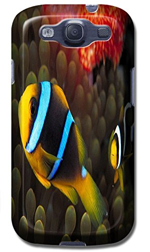 Top Quality Phone Accessories Under Sea World Beautiful Colorful Fishs Clean Water Special Design Cell Phone Cases Covers For Samsung Galaxy S3 I9300 No.7