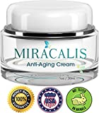 Anti Aging Wrinkle Cream - Best Moisturizer Product For Your Wrinkles, Eyes, Face, Neck, Hands and Decollete, FREE Beauty E-Book, Great for Dry, Oily or Sensitive Skin, Reduces and Repairs Patches of Facial Wrinkles and Fine Lines, Day and Night Skin Care Treatment, Rapid Results, Advanced Tightening Formula, 100% Money-Back Guarantee, On Sale, Limited Supply