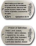 Ephesians 6:14 Dog Tag Necklace