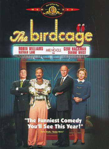 The Birdcage cover