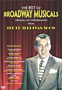 The Best of Broadway Musicals - Original Cast Performances from The Ed Sullivan Show