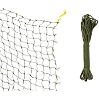 Trixie Protective Net, Woven in Wire, 2 x 1.5 m, Olive Green