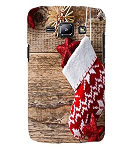 PRINTSWAG RED KID SOX PATTERN Designer Back Cover Case for Samsung Galaxy j2