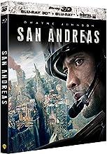 San Andreas [Blu-ray 3D] [Combo Blu-ray 3D + Blu-ray + Copie digitale]