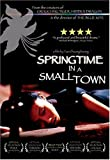 echange, troc Springtime in a Small Town [Import USA Zone 1]