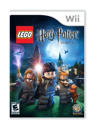 LEGO Harry Potter: Years 1-4 - Nintendo Wii Amazon.com