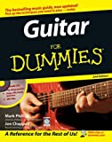 Guitar For Dummies (0764599046) by Phillips, Mark