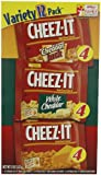 Cheez-It Crackers, Variety Snack (1.25-Ounce), 15-Ounce Packages (Pack of 3)