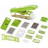 Speedwell 14 In 1 Fruit & Vegetable Graters, Slicer, Chipser, Dicer, Juicer, Cutter Chopper