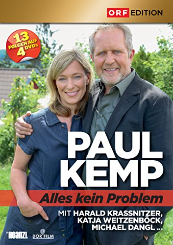 Paul Kemp: Alles kein Problem [AT Import] [4 DVDs]