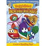 The League of Incredible Vegetables: VeggieTales - DVD